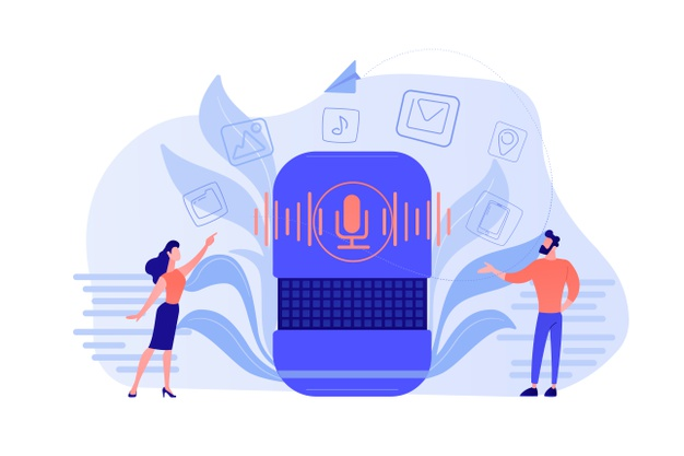 2. Voice Search - blog