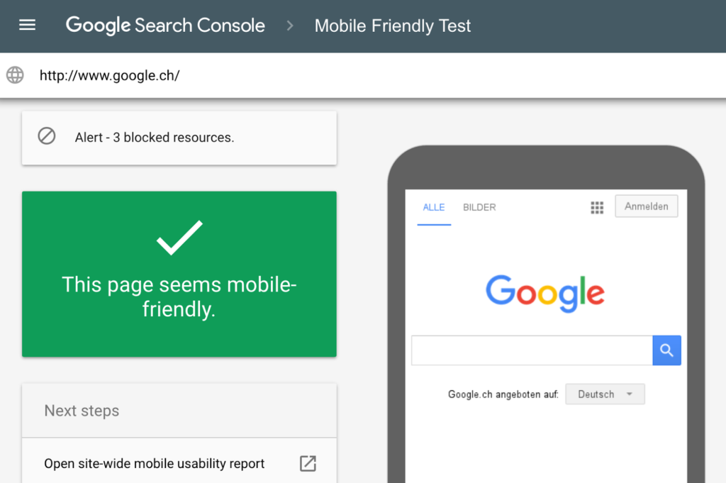 #1. Optimizing the Mobile Experience