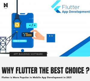 Why Flutter is More Popular in Mobile App Development in 2021?