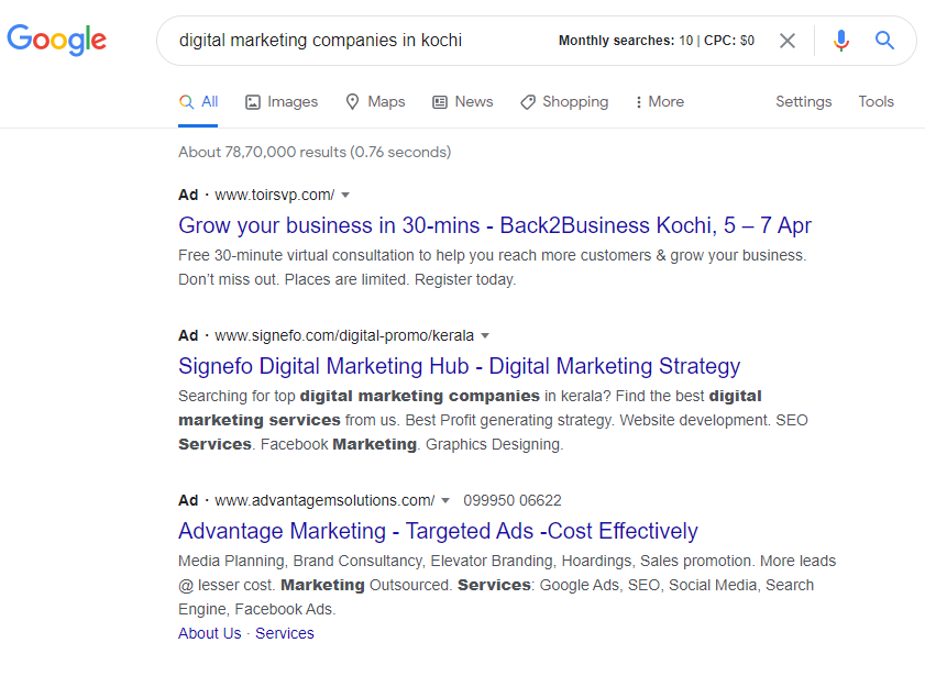 How Search Engine Marketing Works?